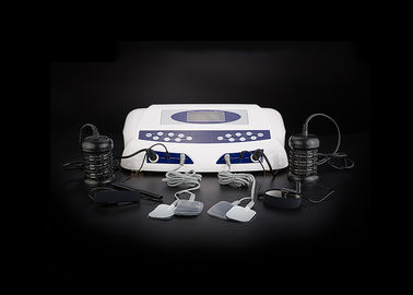 Cina Double use ion cleanse foot detox machine with optional massage slipper for two people pemasok