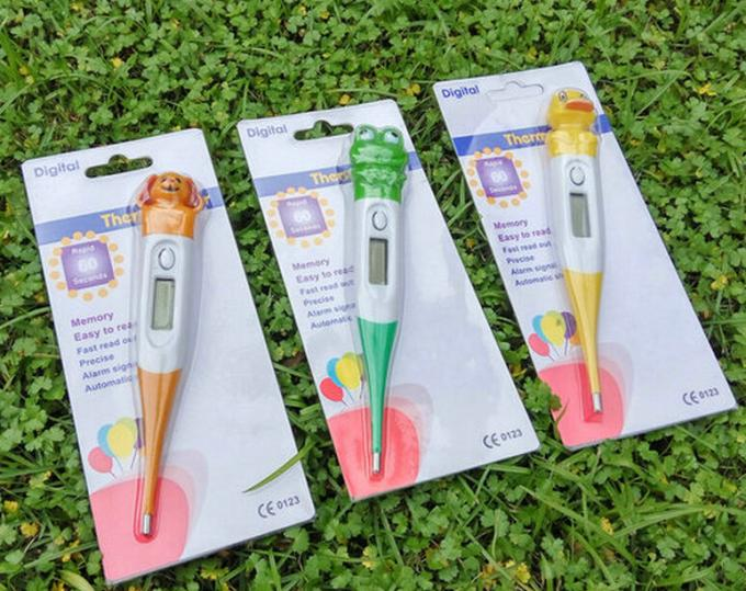 Electronic Thermometer contact type HC-006 Cartoon Temperature Meter
